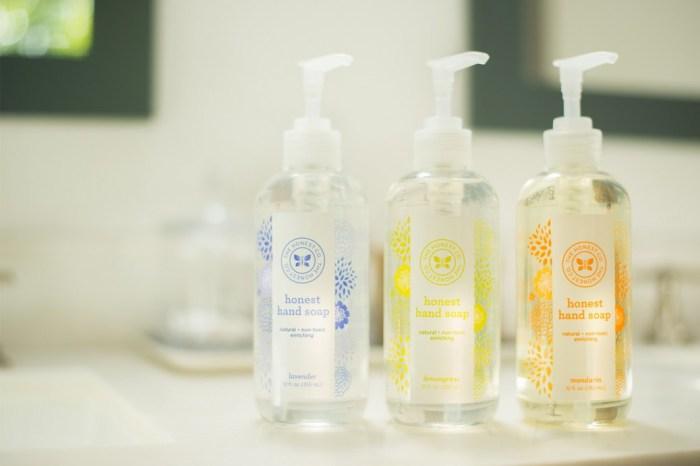 Honest Co hand soap Honest Co hand soap the honest company review