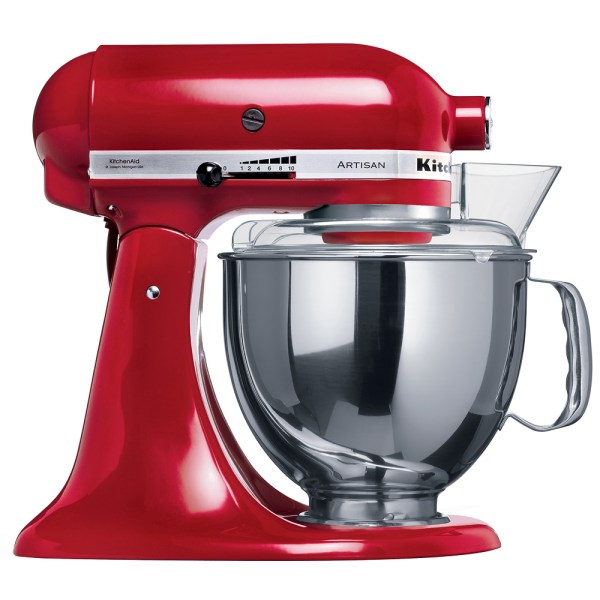 KitchenAid Artisan 5-Quart Stand Mixer Empire Red Nomss discount