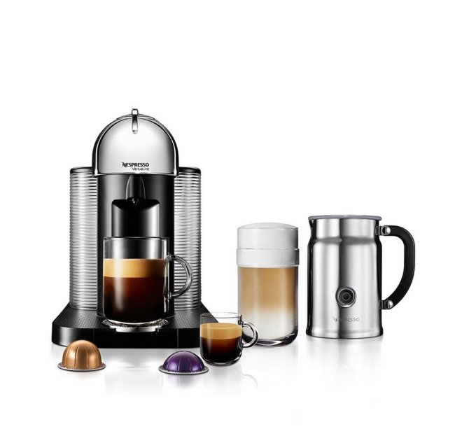 Nespresso Vertuoline Coffee Machine Nomss