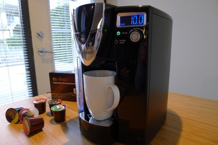 Remington iCoffee Opus Review Single-Serve Brew Coffee machine instanomss nomss