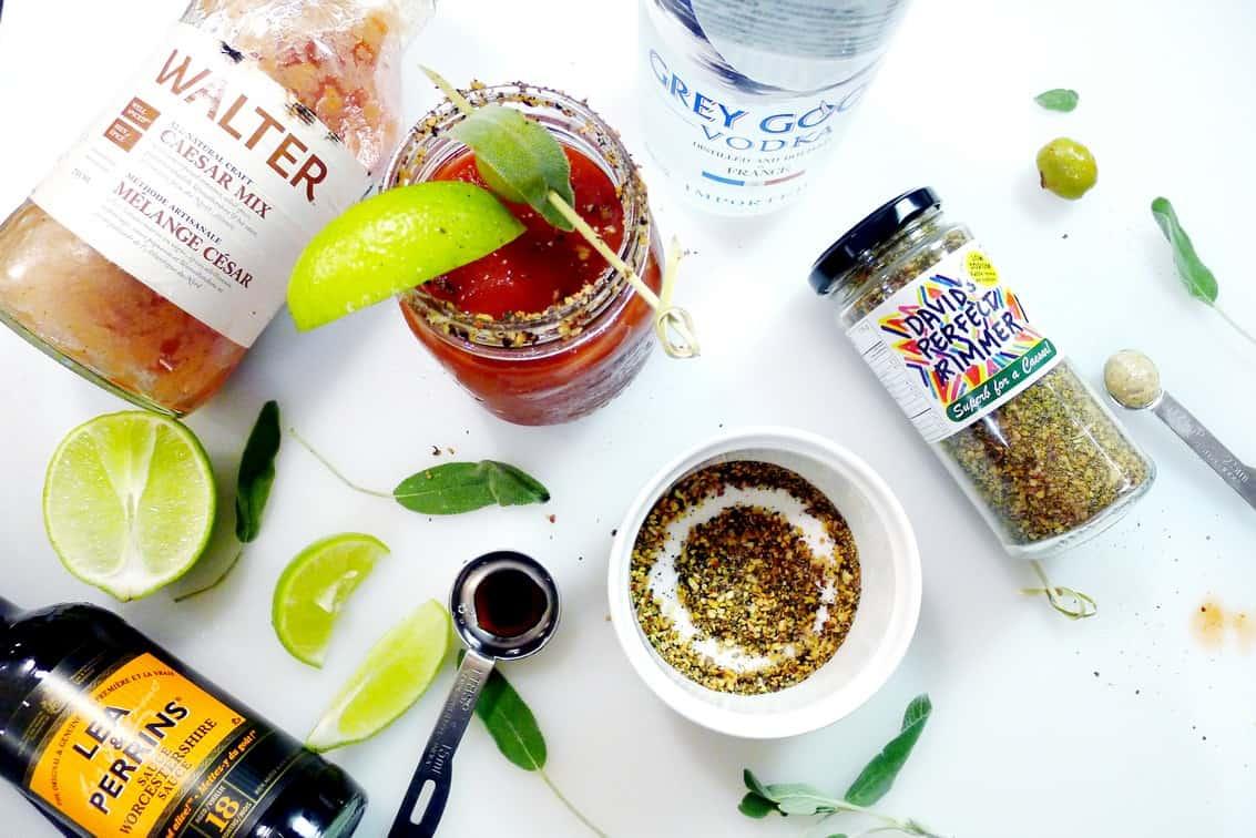 Classic Canadian Caesar Recipe | Walter All Natural Caesar Mix