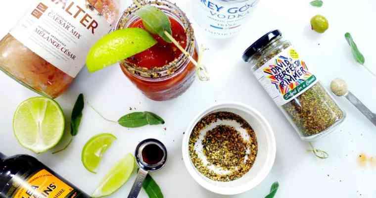 Classic Canadian Caesar Recipe   Walter All Natural Caesar Mix