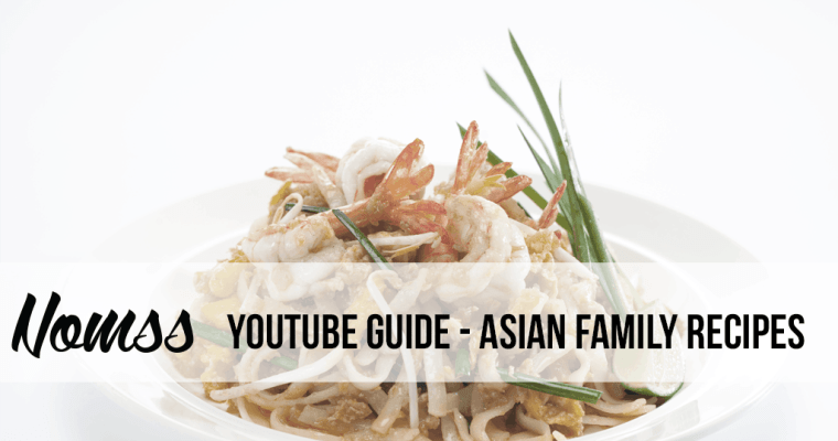 Youtube Chinese Food Guide | Top Ten Asian Cooking YouTube Channels