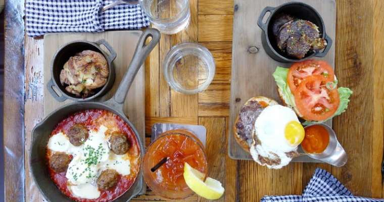 Belgard Kitchen Vancouver | Brunch at The Settlement Building