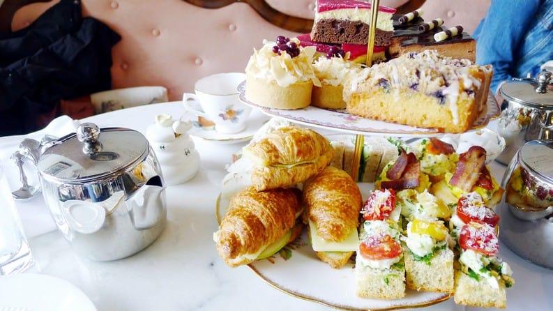 Neverland Tea Salon Vancouver | Kitsilano Afternoon Tea