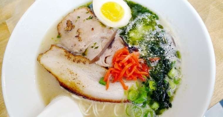 The Ramen Butcher Vancouver Chinatown | Menya Koji Group