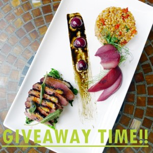 Argan Bistro Vancouver Robson Street Pacific Northwest Instanomss Nomss Contest Giveaway 5 course menu tasting