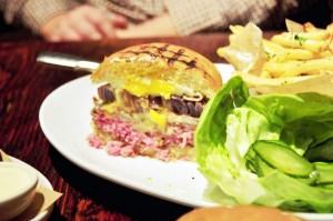 Wayfare Tavern San Francisco Financial District Fried Egg Burger Instanomss nomss