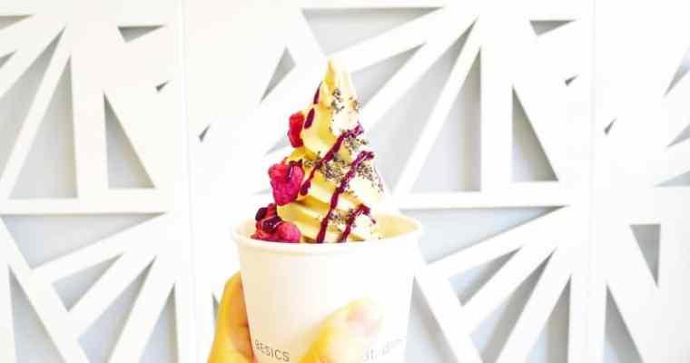 UYU Ice Cream Vancouver | Gastown Soft Serve Dessert