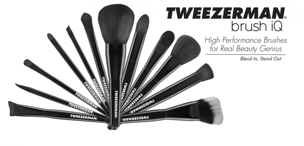 Tweezerman 2600-BIQ Brush Set 12 Days of Christmas Giveaway Nomss Instanomss Food Photography Travel Lifestyle Canada