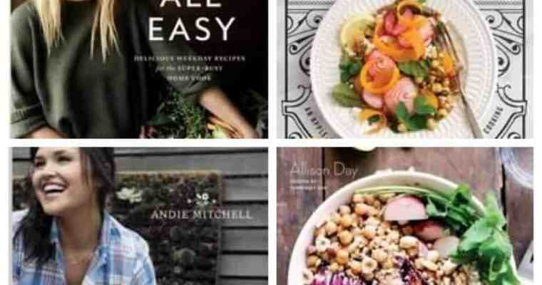 Our Favorite Cookbooks of Spring 2016 | Healthy Recipes