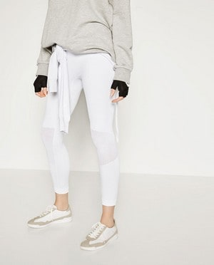 ZARA's New Activewear Collection | New Fitness Workout Gym Gear