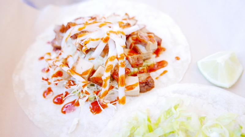 Tacoreano Coquitlam Centre Center Korean Fusion Taco Instanomss Nomss Food Photography Healthy Travel Lifestyle Canada