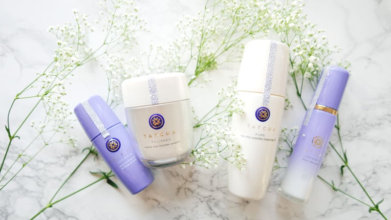 Tatcha Skincare Japanese Luxury LineGeisha skincare traditions Hello Nance Instanomss Nomss Delicious Food Photography Healthy Recipes Travel Beauty Lifestyle Canada