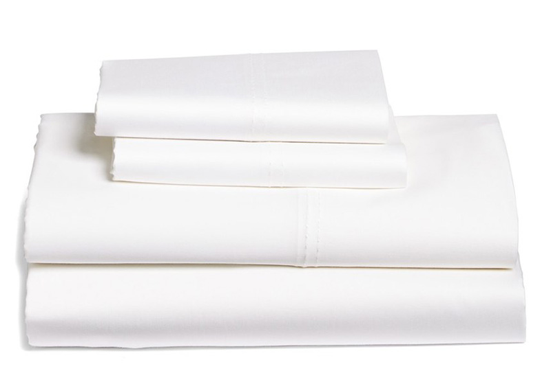 White Sheet Set 400 Thread Count