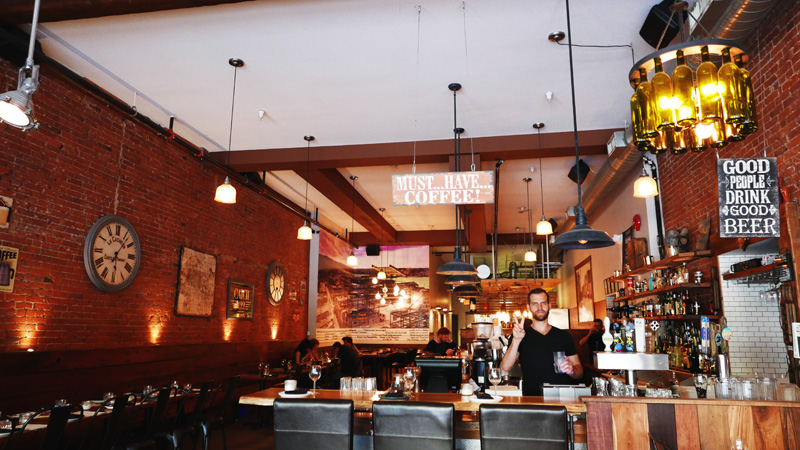 Catch 122 Vancouver Cafe Bistro Gastown Hastings Instanomss Nomss Delicious Food Photography Healthy Recipes Travel Beauty Lifestyle Canada0540