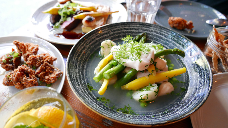 Catch 122 Vancouver Cafe Bistro Gastown Hastings Instanomss Nomss Delicious Food Photography Healthy Recipes Travel Beauty Lifestyle Canada