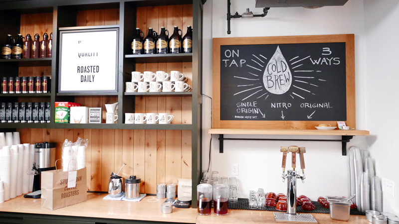 Stumptown Coffee Portland Oregon PDX Instanomss Nomss Delicious Food Photography Healthy Travel Lifestyle Canada