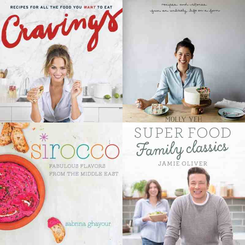 Our Favorite Cookbooks of Fall 2016