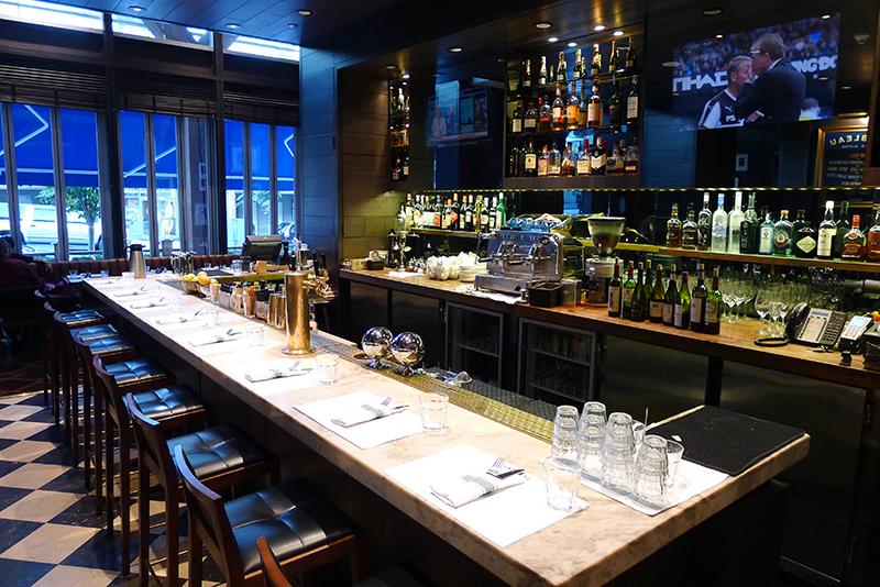 Tableau Bar Bistro Nomss