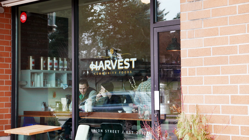 Harvest Community Foods Vancouver Chinatown Ramen Noodles Grocery Nomss Delicious Food Photography Healthy Travel Lifestyle