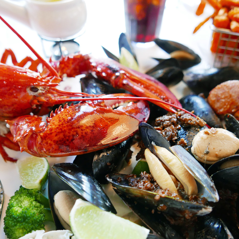 Holy Crab Vancouver Seafood Boil Robson Nomss Delicious Food Photography Healthy Travel Lifestyle