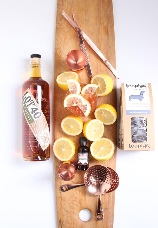 TEAPIGS | DARJEELING EARL GREY ICED TEA RECIPE