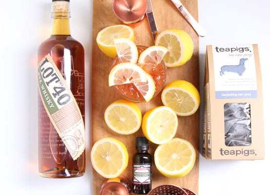 TEAPIGS | DARJEELING EARL GREY ICED TEA RECIPE