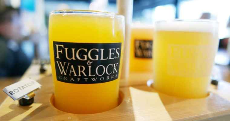 FUGGLES AND WARLOCK CRAFTWORKS | RICHMOND BEER