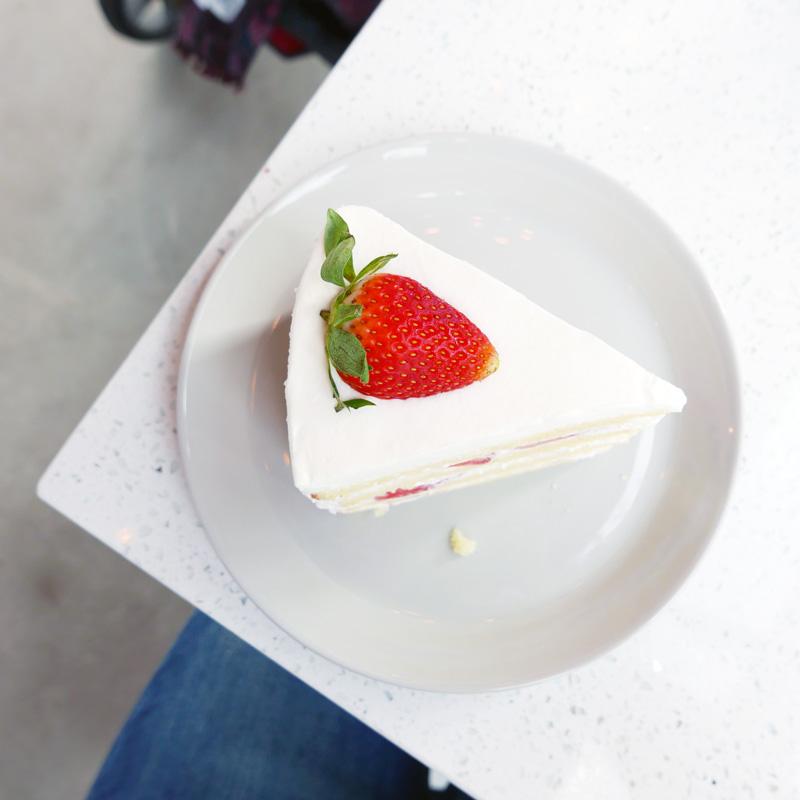 Cheese Roll Cake Burnaby