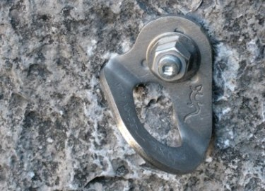 Is a rock climbing bolt like an MTBF metric