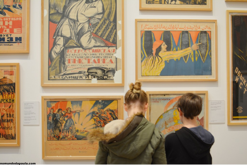 museus de arte em londres