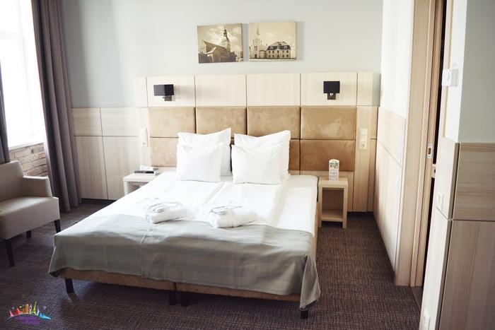 Hotel em Riga