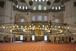 Mesquita de Suleyman : Maior Mesquita de Istambul
