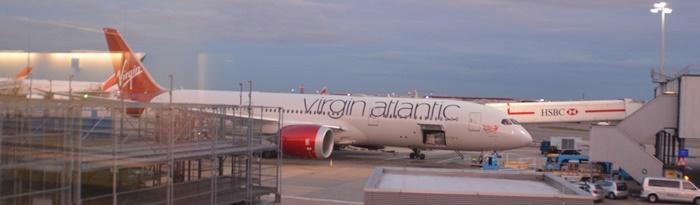 Como é Voar com a Virgin Atlantic