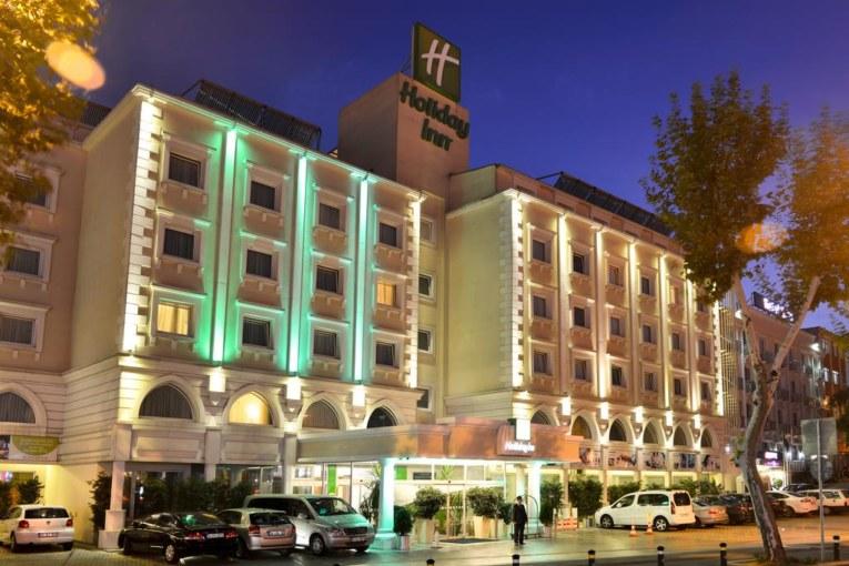 Hotel em Istambul : Holiday Inn Istanbul City