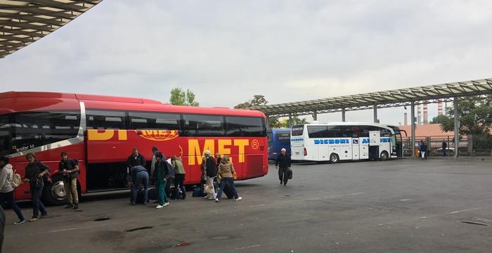 como ir de Sofia a Plovdiv