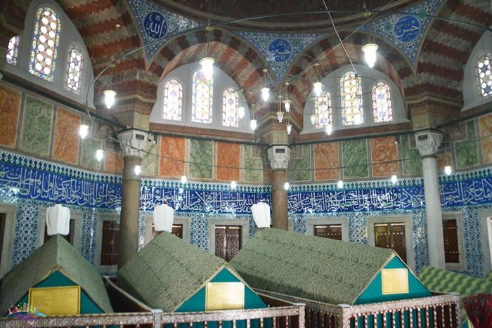 mesquita de suleyman