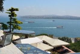 Vistas de Istambul : Lugares para ver Istambul do Alto