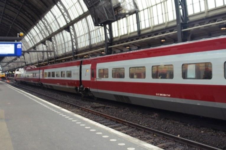 Thalys : Trem de Paris a Bruxelas e Amsterdam