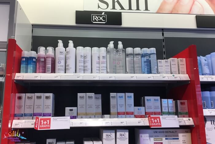 onde comprar cosméticos na holanda