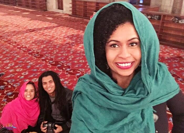 Como se Vestir para Visitar Mesquita