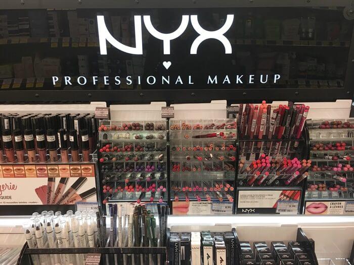 Onde Comprar maquiagem no Canadá