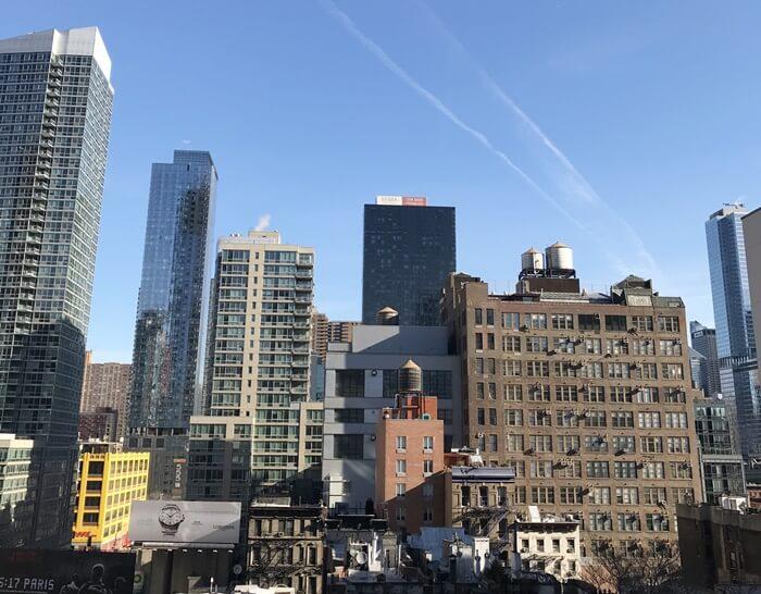 hospedagem em nova york