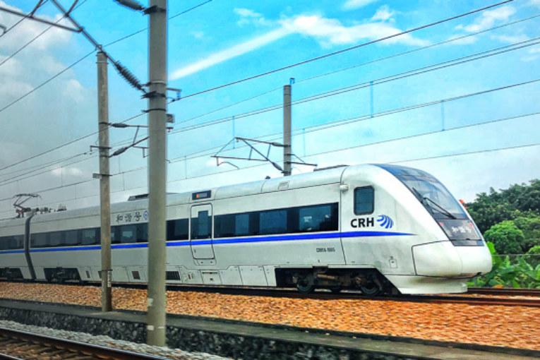 Trens na China : Como Funcionam