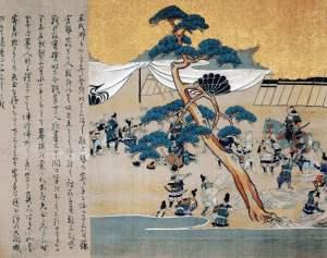Tosa School Artwork / Mitsunari Tosa