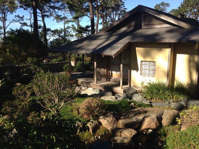 Chashitsu tea room