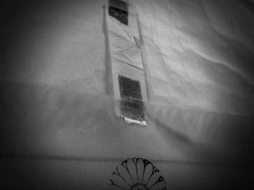 納経軸 まくり 台紙 本紙 外れる セロテープ