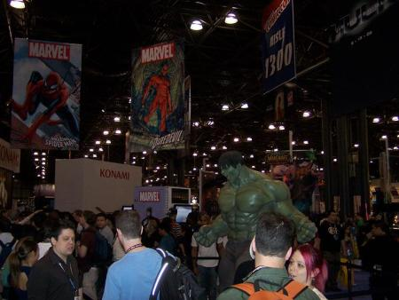 NY Comic Con Day One
