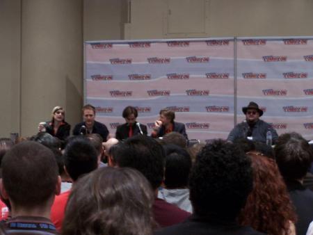 New York Comic Con Day Two - Venture Bros.